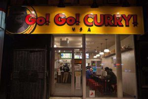 Visit Go! Go! Curry