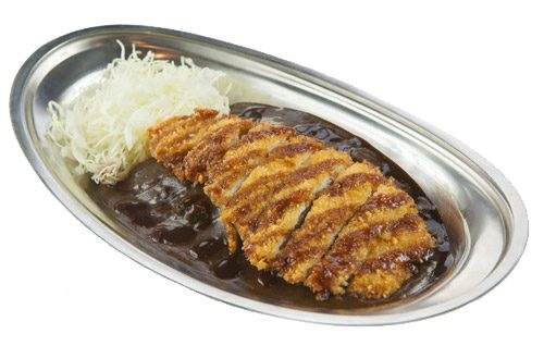 Katsu (Pork) Curry